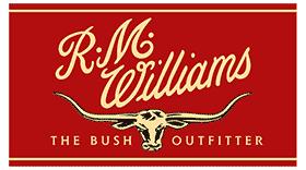R.M. Williams, The Bush Outfitter Logo Vector's thumbnail