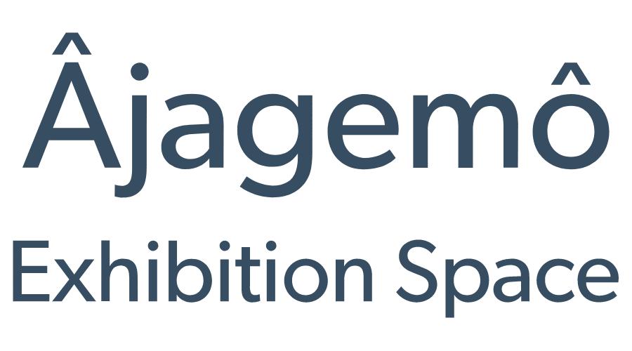 Âjagemô Exhibition Space Logo Vector