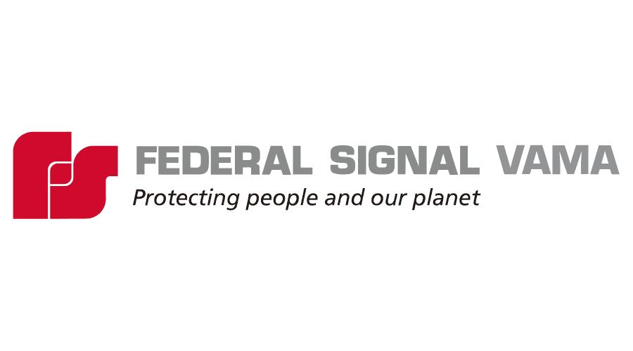 Federal Signal Vama Logo Vector