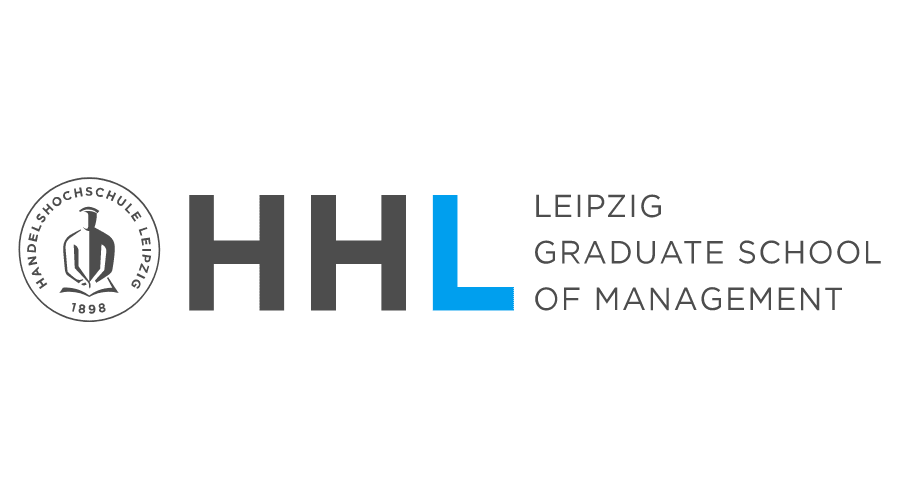 HHL Leipzig Graduate School of Management Logo Vector