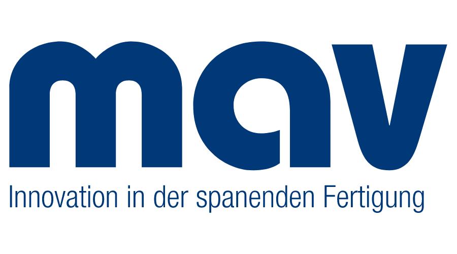 mav Innovation in der spanenden Fertigung Logo Vector