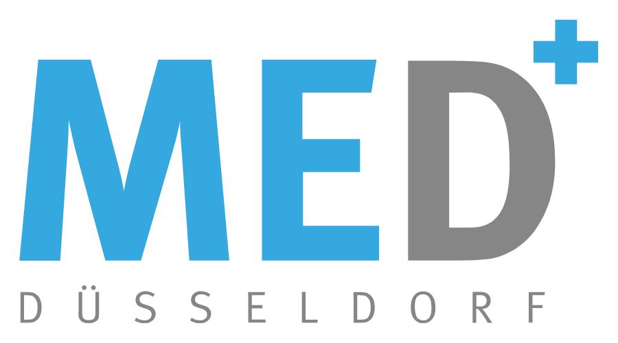 MedPlus Düsseldorf Logo Vector