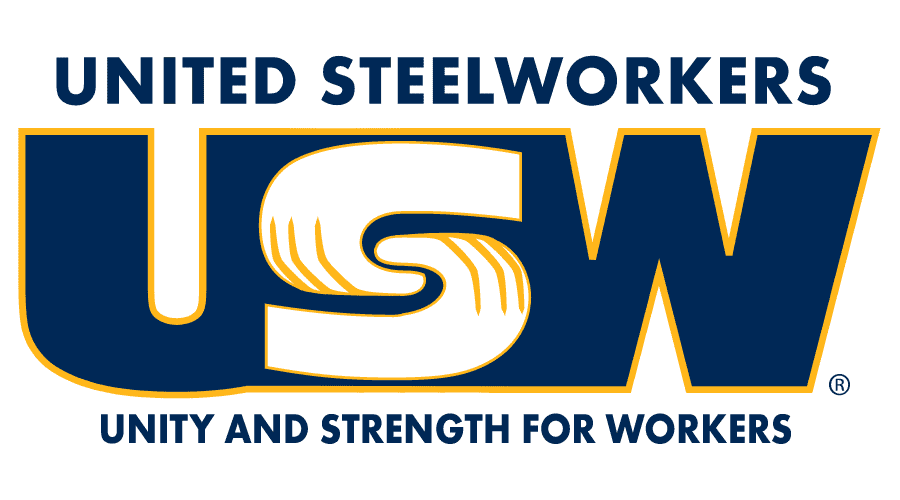 United Steelworkers USW International Logo Vector