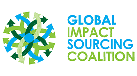 Global Impact Sourcing Coalition (GISC) Logo Vector's thumbnail