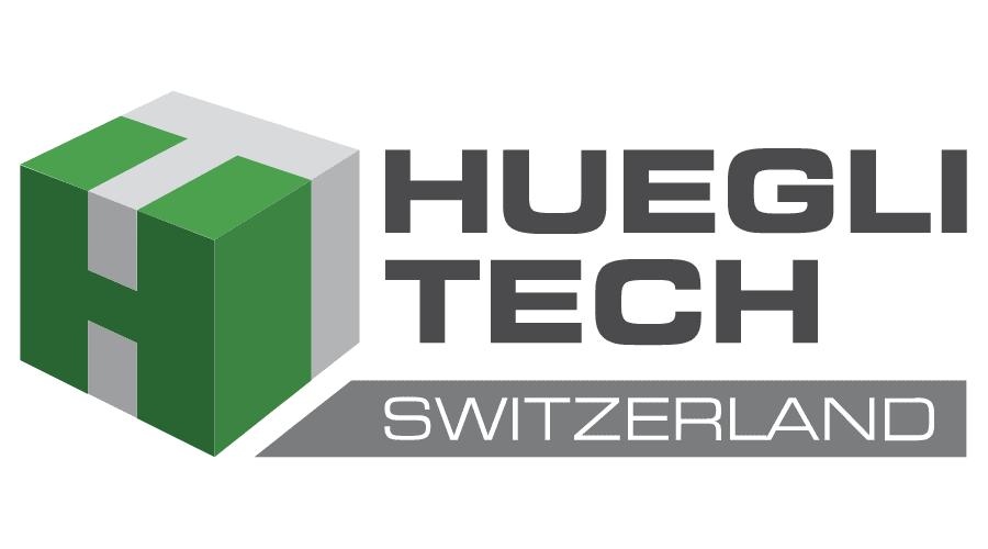 Huegli Tech Logo Vector