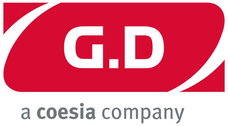 G.D S.p.A., a coesia company Logo Vector