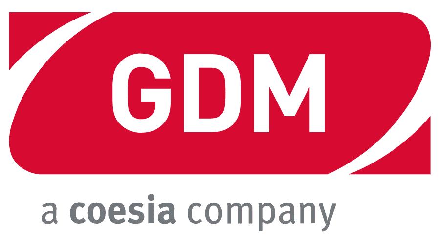 GDM S.p.A., a coesia company Logo Vector