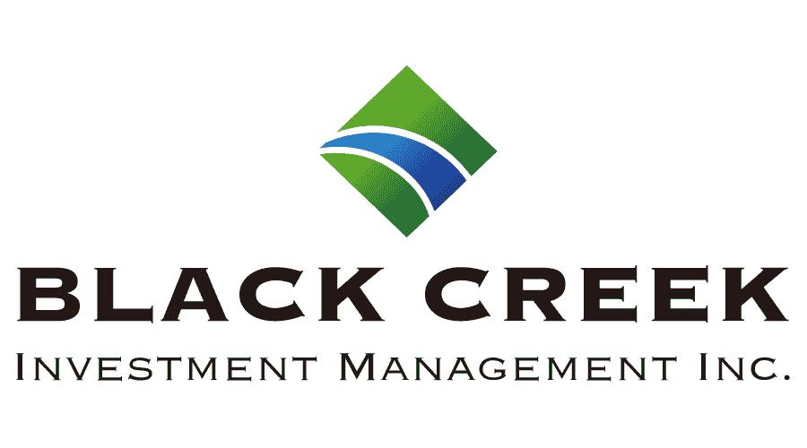 Black Creek Investment Management Inc Logo Vector