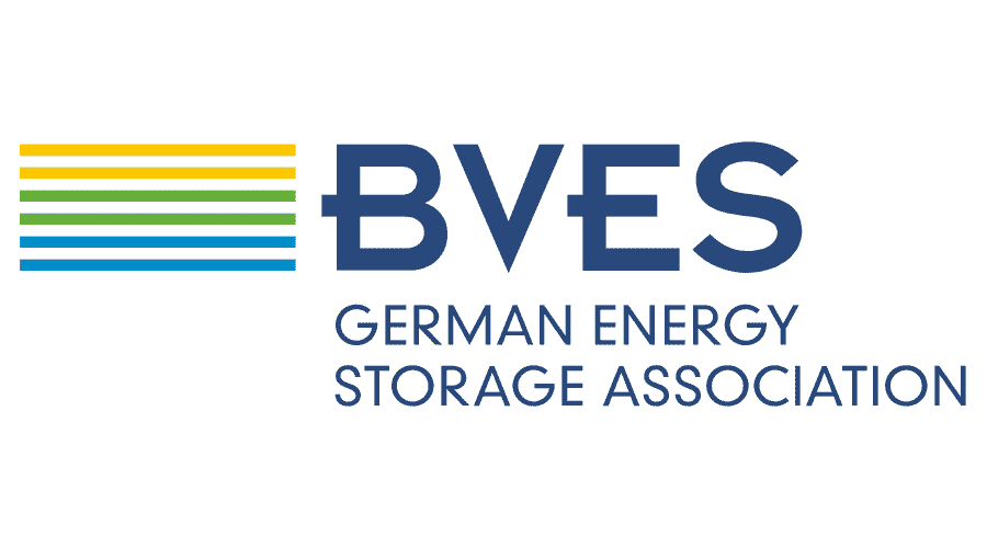 German Energy Storage Association (BVES) Logo Vector