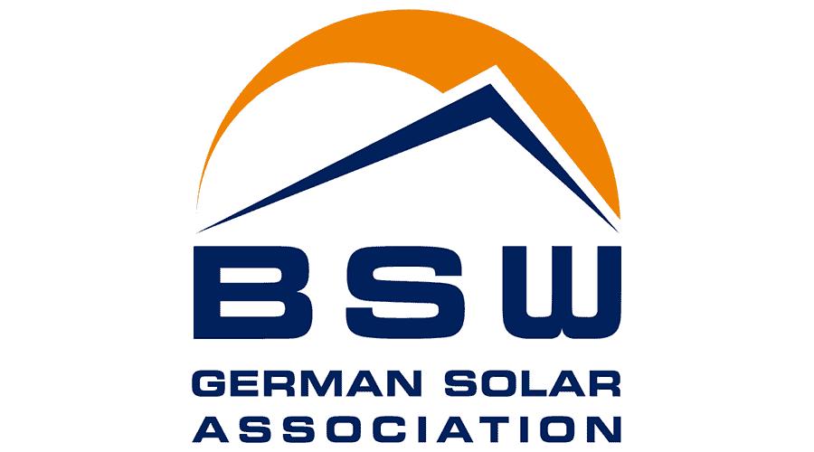 German Solar Association (BSW-Solar) Logo Vector