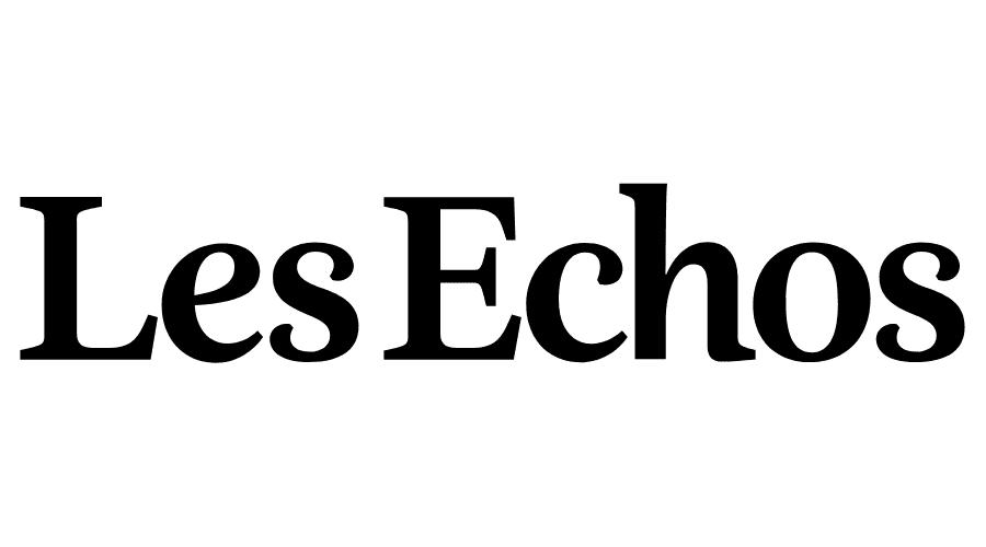 Les Echos Logo Vector