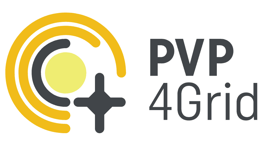 PVP4Grid Logo Vector