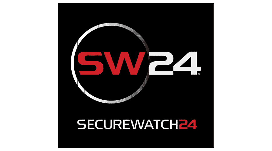 SecureWatch24 (SW24) Logo Vector
