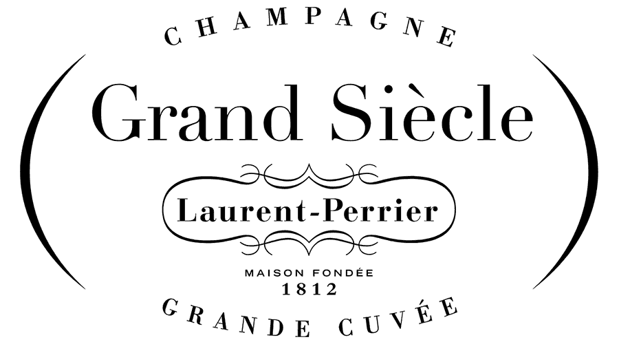 Champagne Grand Siècle Logo Vector