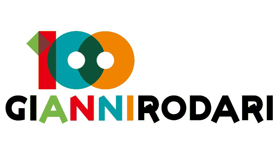 100 Gianni Rodari Logo Vector