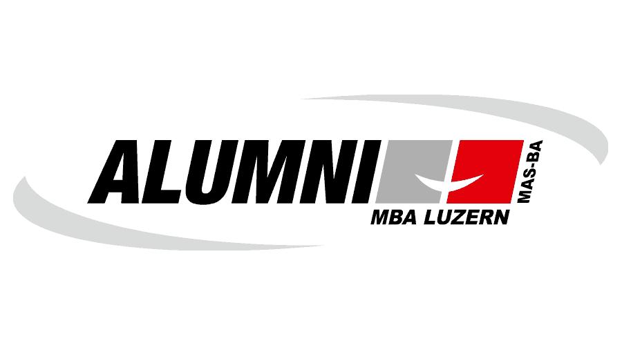 Alumni MBA Luzern Logo Vector