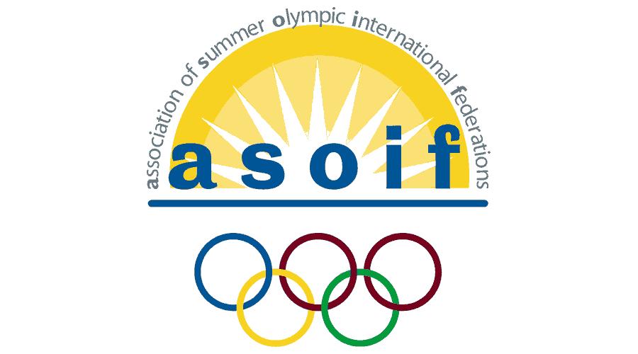 Association of Summer Olympic International Federations (ASOIF) Logo Vector