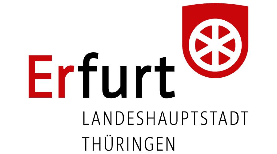 Erfurt.de – Landeshauptstadt Thüringen Logo Vector