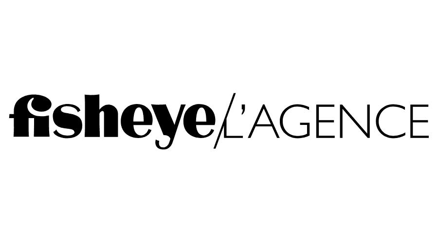 Fisheye l'agence Logo Vector