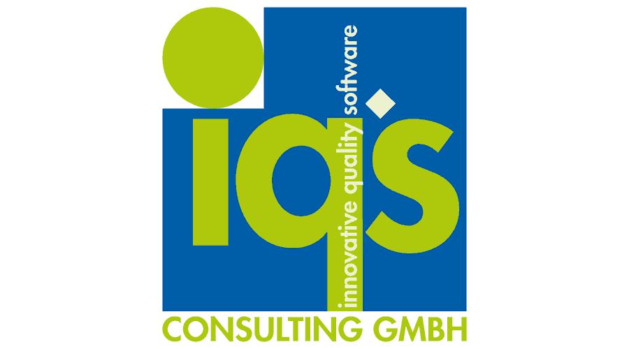 iq's consulting GmbH Logo Vector