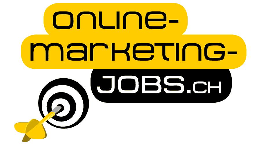 Online-Marketing-Jobs.ch Logo Vector