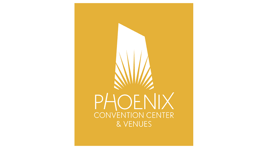 Phoenix Convention Center and Venues Logo Vector