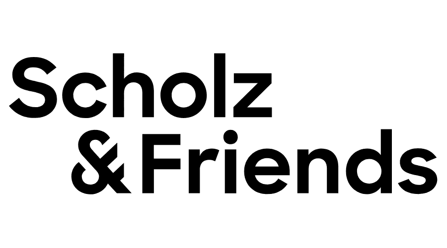 Scholz and Friends Group GmbH Logo Vector