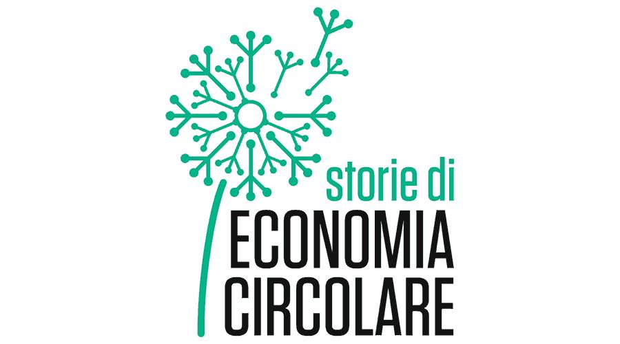 Storie di Economia Circolare Logo Vector
