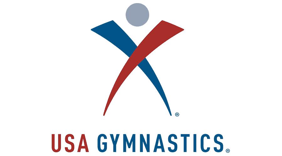 USA Gymnastics Logo Vector