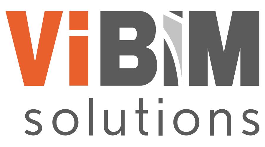 Vi BIM solutions Logo Vector