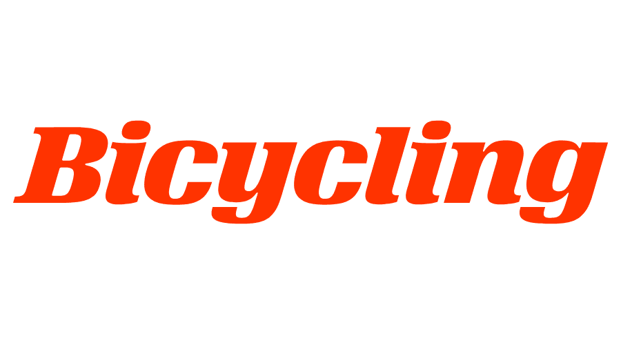 Bicycling Logo Vector