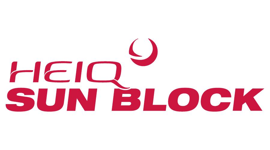 HeiQ Sun Block Logo Vector