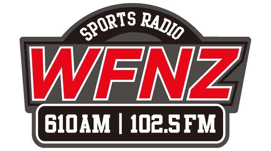 WFNZ Sports Radio Logo Vector