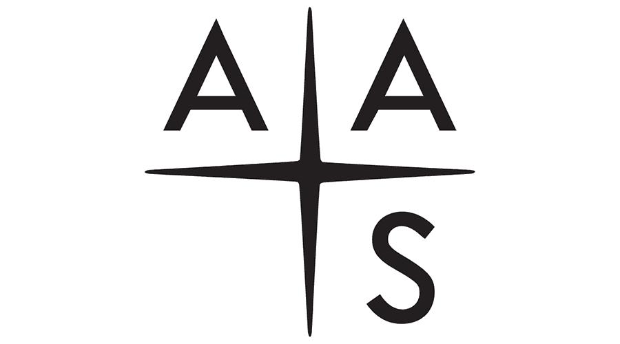 American Astronomical Society (AAS) Logo Vector
