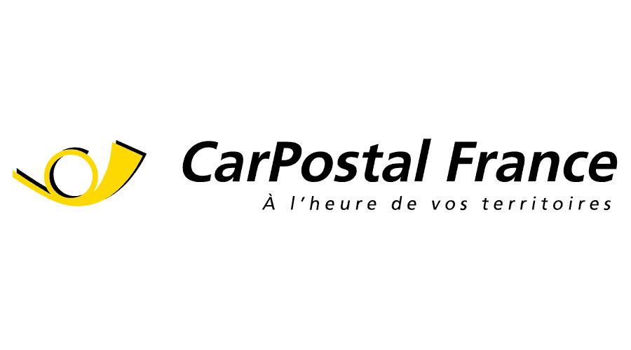 CarPostal France Logo Vector