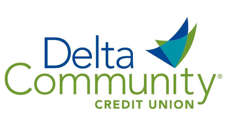 Delta Community Credit Union Logo Vector