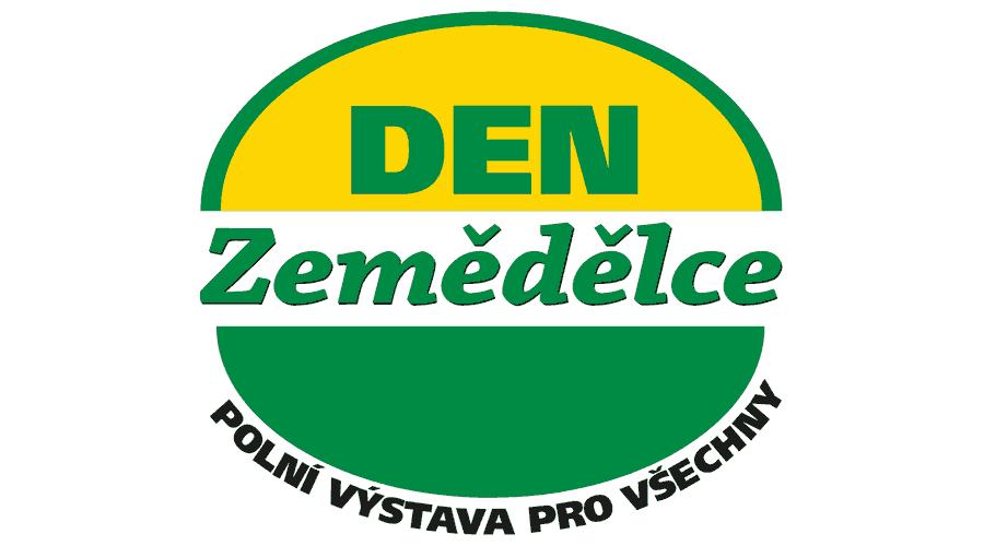 Den zemědělce Logo Vector