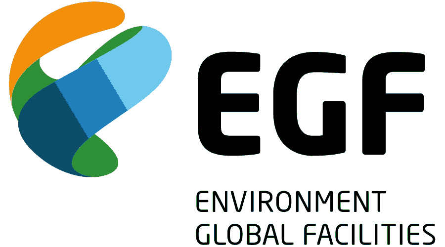 EGF – Environment Global Facilities Logo Vector