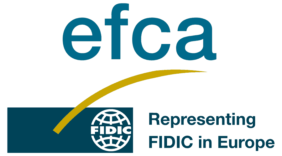 European Federation of Engineering Consultancy Associations (EFCA) Logo Vector