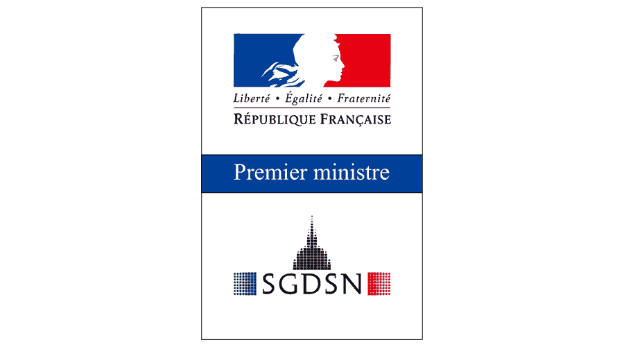 General Secretary for Defence and National Security (SGDSN) Logo Vector