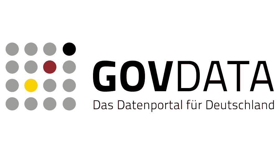 GovData | Das Datenportal für Deutschland Logo Vector