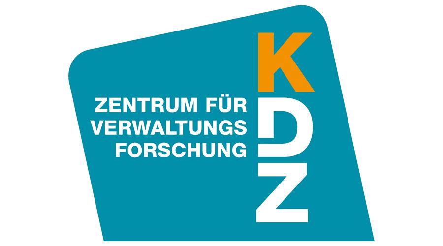 KDZ – Zentrum für Verwaltungsforschung Logo Vector