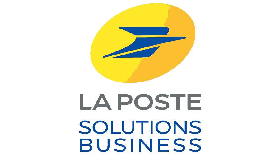 La Poste Solutions Business Logo Vector