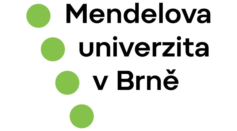 Mendelova univerzita v Brně Logo Vector