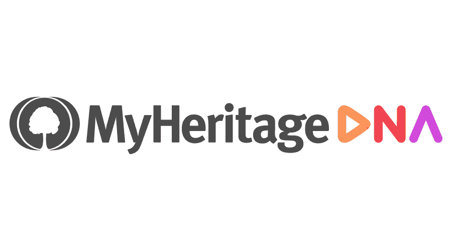 MyHeritage DNA Logo Vector