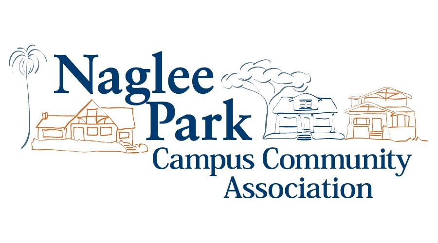 Naglee Park Campus Community Association Logo Vector