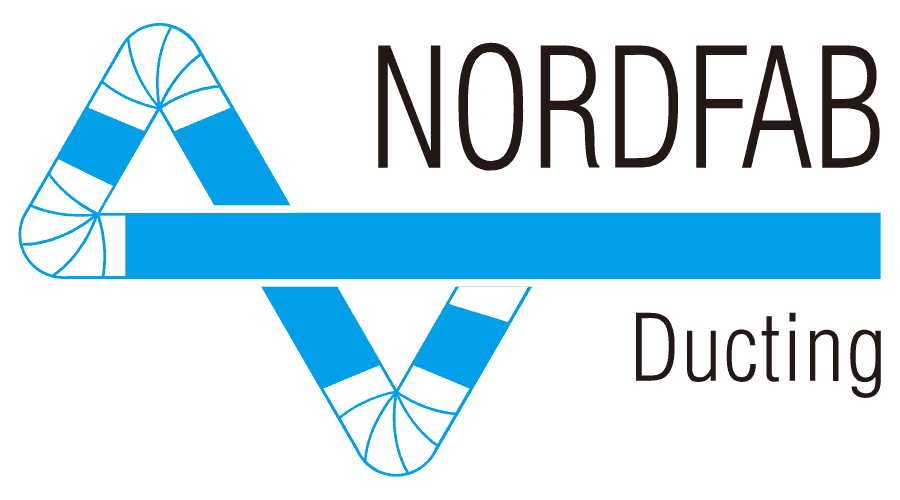 Nordfab Ducting Logo Vector