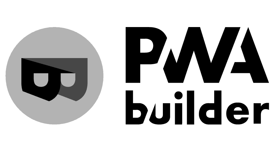 PWA Builder Logo Vector