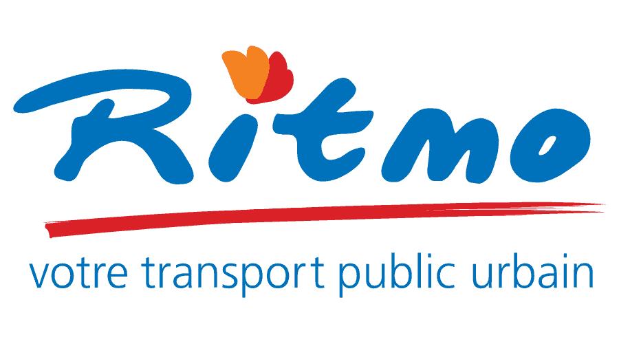 Ritmo – Votre Transport Public Urbain Logo Vector