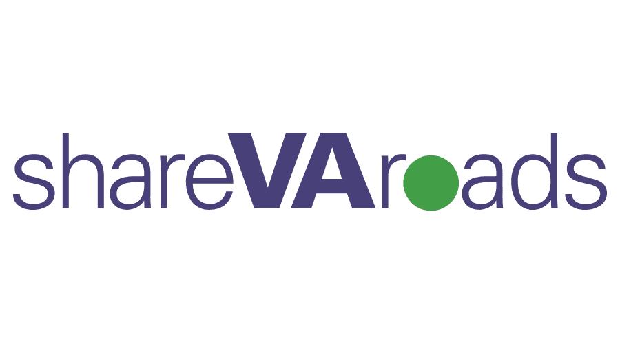 Share VA Roads Logo Vector